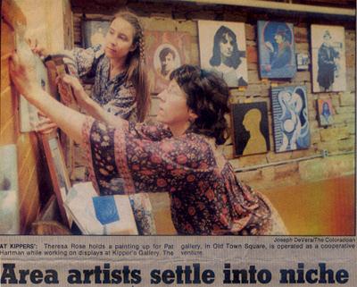 Area Artists