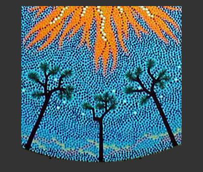 Joshua Tree Dreaming 10 detail